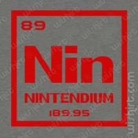 T-shirt Nintendium