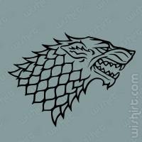 Stark Wolf T-shirt