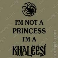 T-shirt I'm a Khaleesi