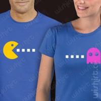 T-shirts Pacman S. Valentim