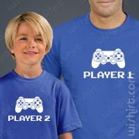 T-shirts Player Criança