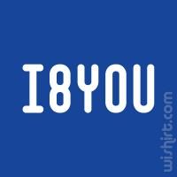 T-shirt I8You