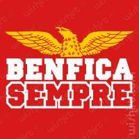T-shirt Benfica Sempre