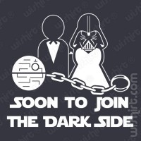 T-shirt Soon to join Dark Side