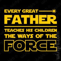 T-shirt Every Great Father