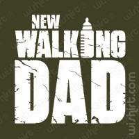 T-shirt New Walking Dad