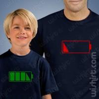 T-shirts Sem Bateria - Criança