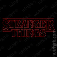 T-shirt Stranger Things