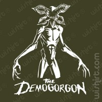 T-shirt The Demogordon