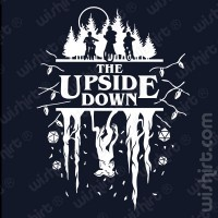 T-shirt The Up Side Down