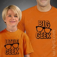 T-shirts Big Geek - Criança