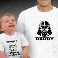 T-shirts Daddys Storm Pooper
