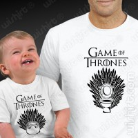 T-shirts Game of Thrones Bebé