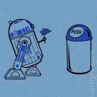 T-shirt R2-D2 in Love