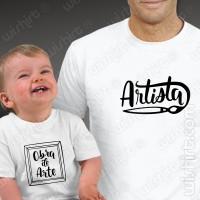 T-shirts Artista / Obra de Arte Bebé