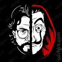 T-shirt La Casa de Papel Profesor