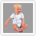 Tamanhos Babygrow